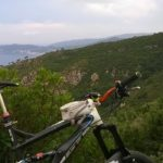 La Liguria dei sentieri in MTB